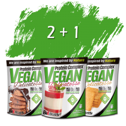 Vegan Delicatesse Pack 2+1