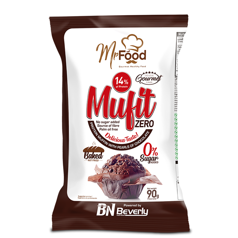 Beverly Muffin poteico chocolate