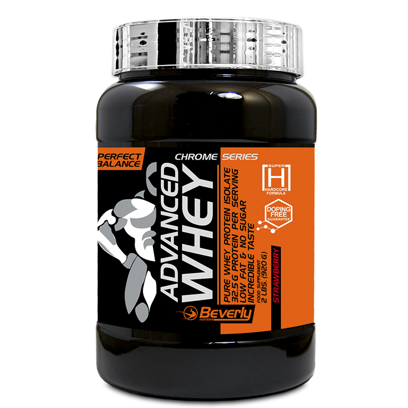 Beverly Advanace Whey morango