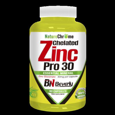 Zinc Pro 30 90 Cápsulas