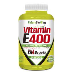 Natural Vitamin E 400 60...