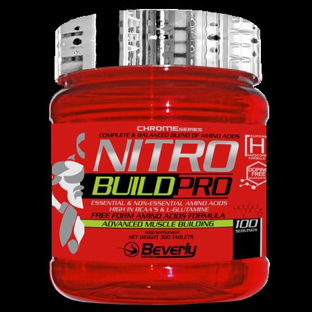 Nitro Build Pro 300 Tablets