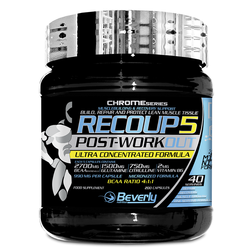 Beverly Nutrition Recoup 200 caps