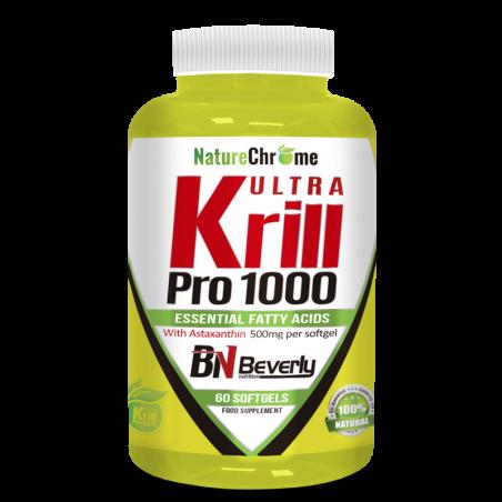 Ultra Krill Pro 1000 60 Gelcaps
