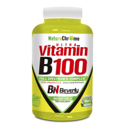 Ultra Vitamin B100 60 Gelcaps