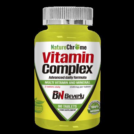 Vitamin Complex 90 Tablets