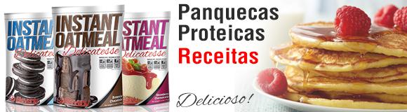 Receitas Panquecas